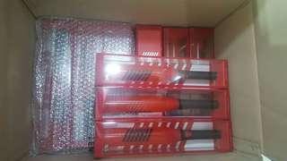 onhand and sealed official Konbat (iKon lightstick) kr version