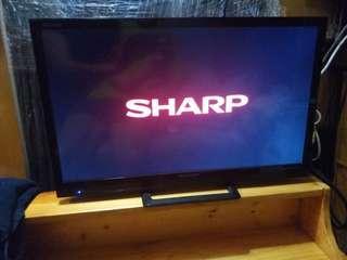 "sharp內置高清解碼器23""電視電腦mon"
