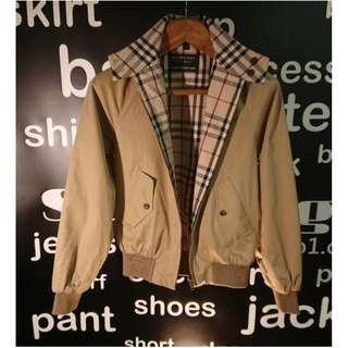 BURBERRY x GOSHA RUBCHINSKIY khaki jacket