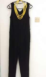 Jumpsuit Zara Black