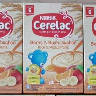 Baby Cereal for Grab!