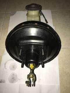 Ek9 Master Pump & Cylinder