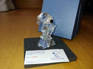 Snoopy Crystal