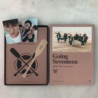 SEVENTEEN album- going seventeen