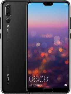 Huawei p20 pro.(black)