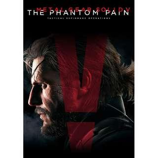 Metal Gear Solid V: Phantom Pain with Ground Zero and Definitive Experience DLC