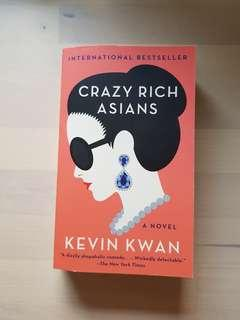 Crazy rich asians - kelvin kwan