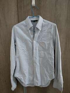 🚚 二手NET 條紋襯衫