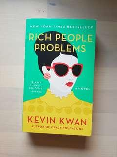 Rich people problems - kelvin kwan