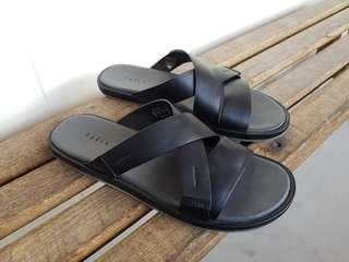 Pedro leather slipper / sandals
