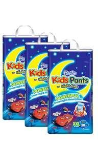 MamyPoko Kids Pants Boys XXL