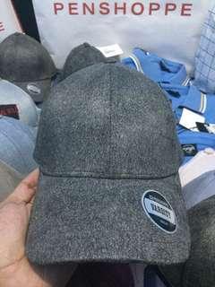 Penshoppe Varsity Cap - Dark Gray