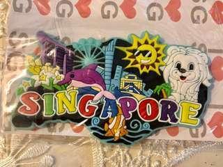 FRIDGE MAGNET SINGAPORE