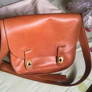 AUSTIN Fossil Leather Authentic
