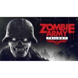 Zombie Army Trilogy Steam Key