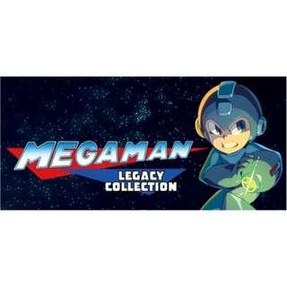 Mega Man Legacy Collection Steam