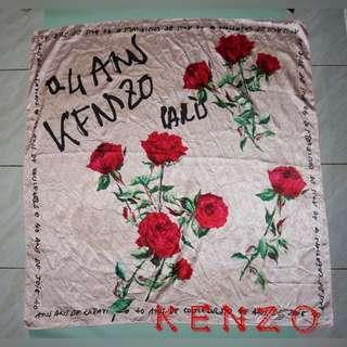 AUTH KENZO SHAWL