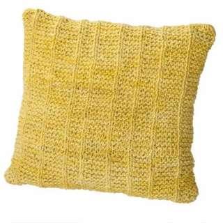 "[BNIB] HK Living ""STOREBROR"" - 100% Wool Knitted Cushion"