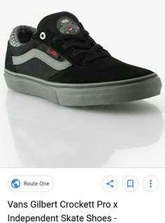 Vans Crockett Pro X Independent