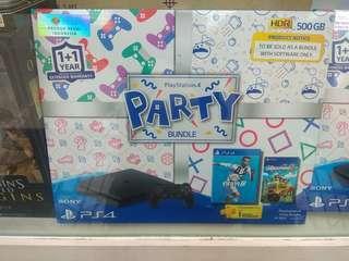 Promo akhir taun PS4 Slim Party bundle bisa kredit tanpa CC Bunga bisa 0%