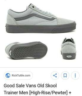 Vans OS Trainer Men Dove High Rise/ Pewter
