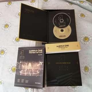 [WTS] Wanna One Premium Fan-con Bluray