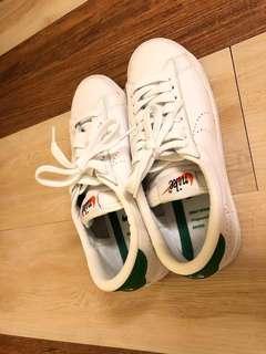 🚚 NIKE AIR ZM TENNIS CLASSIC AC/FGMT藤原浩閃電聯名鞋(白色US:6號)全真皮