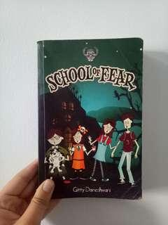 Novel School of Fear