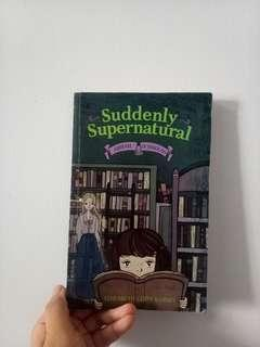 Novel Suddenly Supernatural