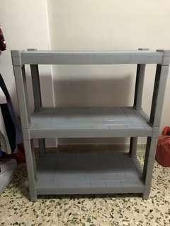 Used Two Tier Shelve For Sales