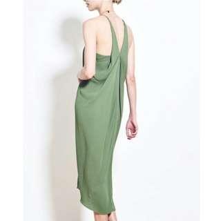 BNWT!! RRP$189 Ingoodcompany Dress in Pistachio Green