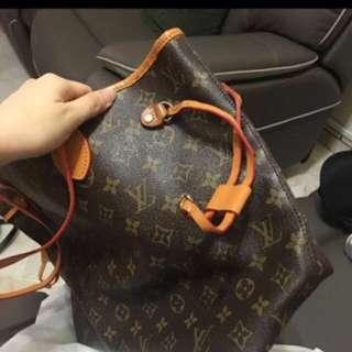 <FREE POST>Authentic LV Neverfull MM