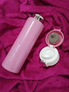 Stainless Vacuum Insulator Cup Pink