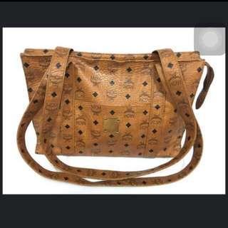<FREE POST>Authentic MCM tote bag