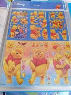 Cartoon stickers