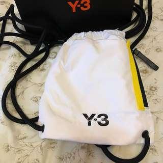🚚 Y-3 經典束口袋後背包 迷你後背包