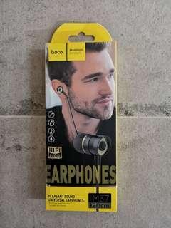 Hoco 有線音樂耳機(包順豐)