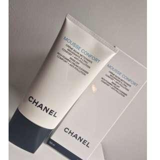 CHANEL MOUSSE CONFORT  Rinse Foaming Cream Cleanser