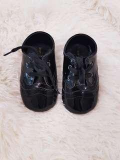 Lovely Lace Baby Shoe