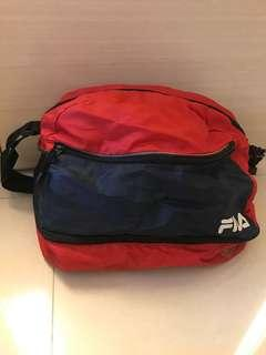 Fila Gym Bag with Shoes Compartment