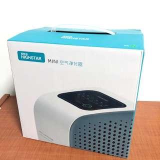 全新MINI空氣淨化機
