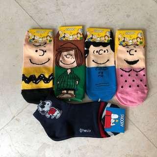 Snoopy ankle socks RLP