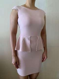 Softpink Dress by Zara