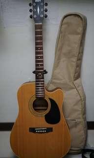 🚚 吉他 Cort SA11C MS