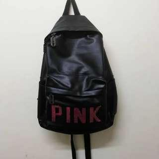Typo black bagpack