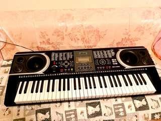 奇歌61鍵電子琴(全套配件+贈品)