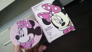 The Face Shop Natural Sun Eco Minnie Mouse Cushio