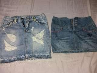Bundle maing skirts