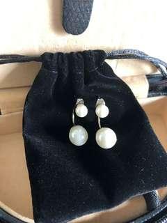 🚚 Korean design Pearl Earring