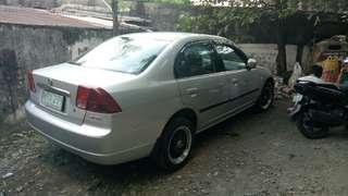 Honda Civic Dimension 2001 model
